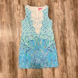 Lilly Pulitzer Shift Dress Size 12